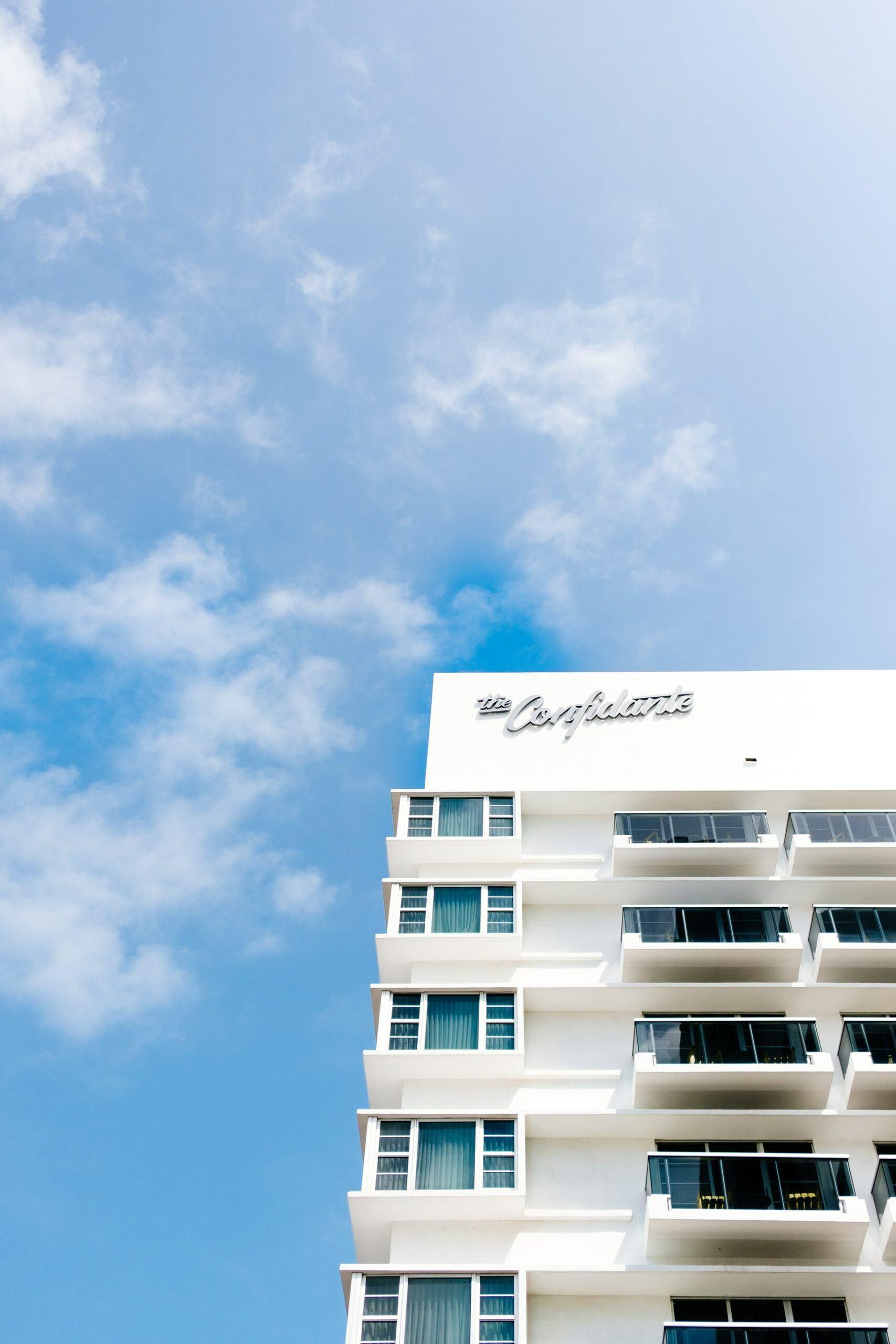 the confidant hotel